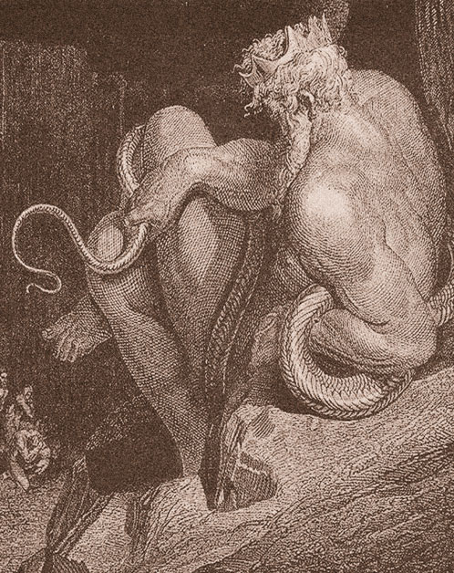 Journeys through Underworlds: The Psyche Keeps Score