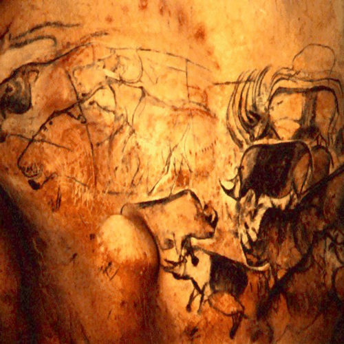 Paleolithic Cave Painting and the Emergence of Consciousness in the Two Million Year Old Man
